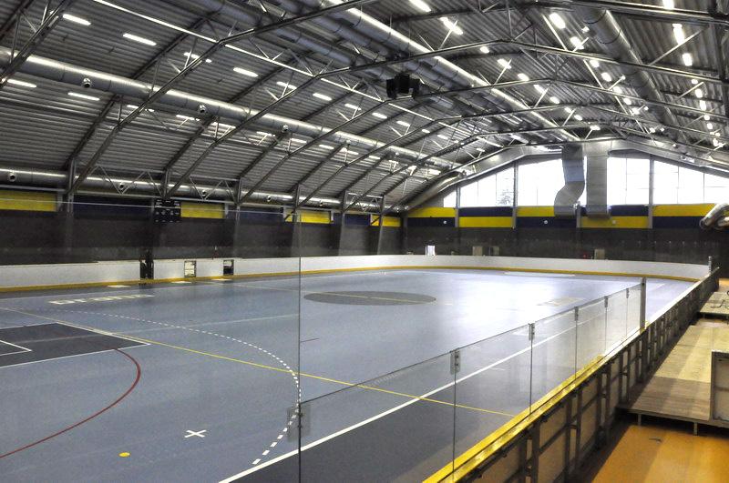 Sportovní hala Jižní Město Sportovní Hala Jižní Město ... dfa723cac9